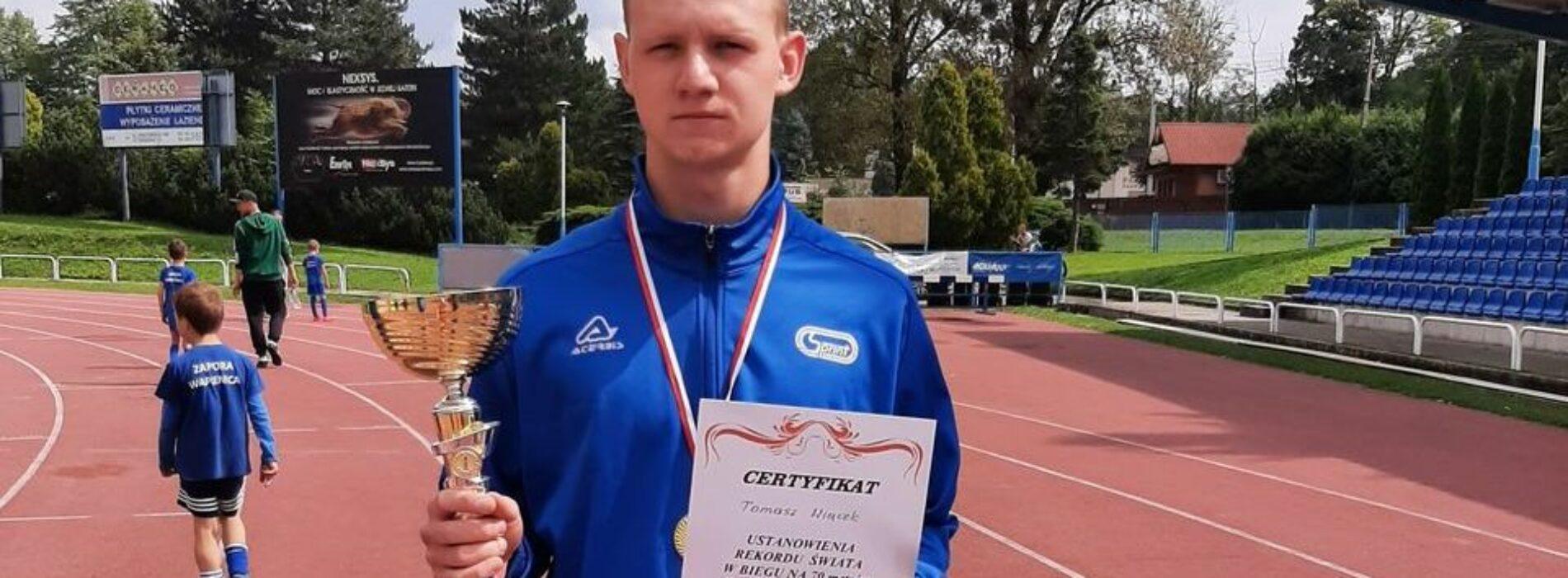 Mistrzostwa Bielska-Białej w biegu na 70 m