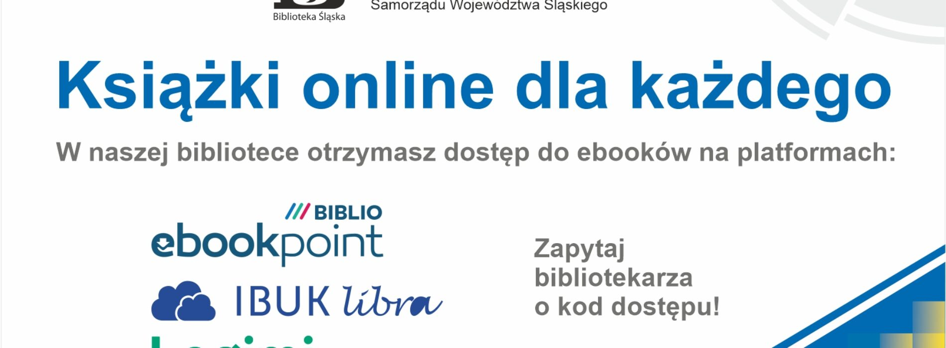 Jeszcze więcej ebooków